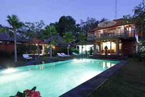 Ganesha Coral Reef Villas Bali - Pool