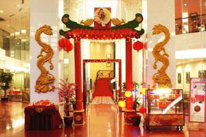 Merlynn Park Hotel Jakarta - Grand City Restaurant