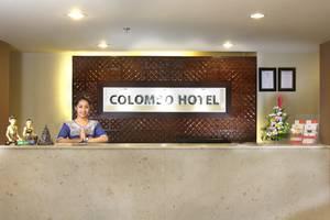 Quin Colombo Hotel Yogyakarta - Front office
