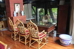 OBC Guest House Bandung - Dining room