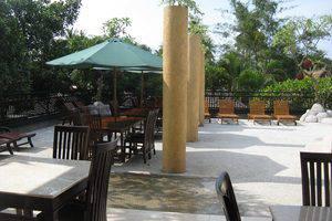 Melka Excelsior Hotel Bali - Sun Deck