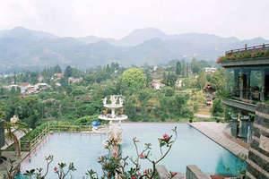 Hotel Seruni Puncak - Pool