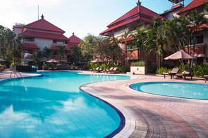 White Rose Kuta - Swimming Pool