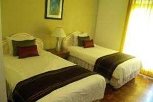 Bumi Ciherang Hotel Cianjur - twin room