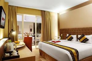 Rivavi Fashion Hotel Bali - Bedroom