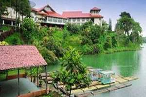 Lido Lakes Resort & Conference Bogor - View