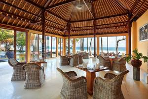 Nirwana Resort Bali - Restaurant