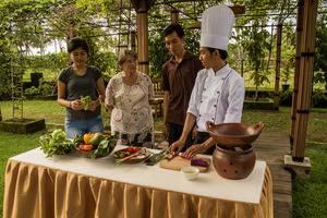 Bhuwana Ubud Hotel Bali - Cooking Class
