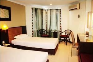 Losari Metro Hotel Makassar - Deluxe Twin Room