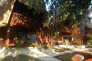 Lotus Garden Huts Bali - View