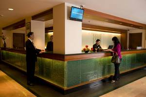 Novotel Batam - Reception Area