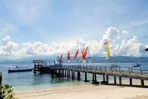 Drupadi Bungalows Lombok - Views