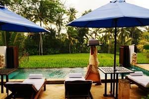 The Aura Private Villa Bali - Pool