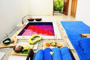 The Aura Private Villa Bali - Sauna