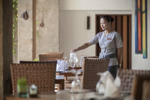 The Elysian Seminyak - Restaurant Service