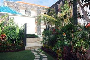 Mamo Hotel Bali - Garden