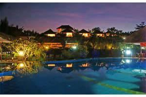 Santi Mandala Ubud - pool