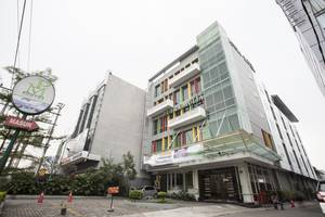 Putra Mulia Hotel Medan - Building Putra Mulia