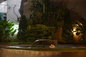 Putra Mulia Hotel Medan - Fountain