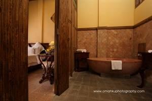 Kayu Arum Resort Salatiga - Executive Bath Room