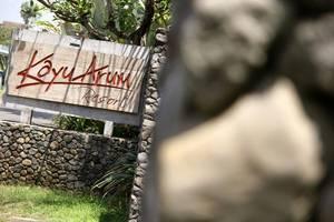Kayu Arum Resort Salatiga - Main Entrance