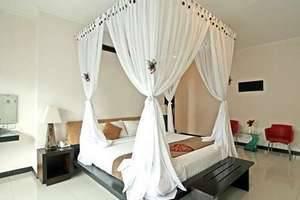 The Rishi Villa Bali - 2 Bedroom Villa Bedroom