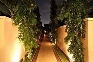 The Rishi Villa Bali - Private Entrance