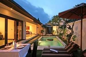 The Rishi Villa Bali - Sun Deck