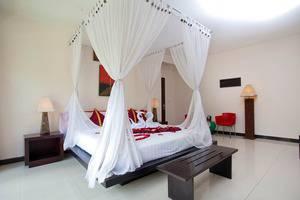 The Rishi Villa Bali - bedroom - honeymoon