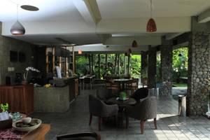 Rumah Batu Villa Solo - Lobby