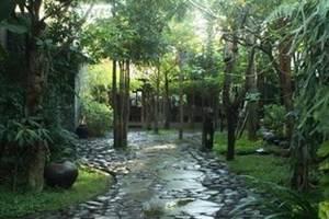 Rumah Batu Villa Solo - Garden