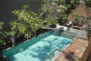 Rumah Batu Villa Solo - Pool