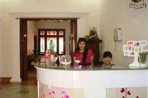 Lovender Guest House Malang - Entrance