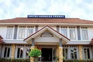 Hotel Andalas Permai Bandar Lampung - Exterior
