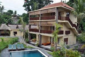Biyukukung Suites & Spa Bali - Front View