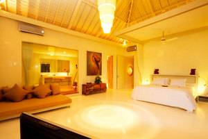 Villa Umah Pesisi Bali - Master bedroom