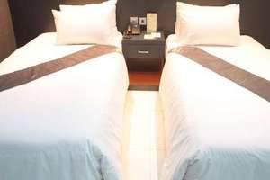 Candi Hotel Medan - Superior Twin