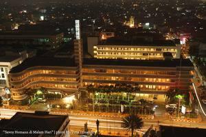 Savoy Homan Bandung - Savoy at night