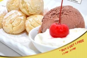 Savoy Homan Bandung - Ice Cream