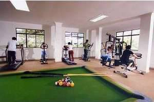 Pelangi Hotel And Resort Tanjung Pinang - Gym