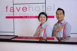 favehotel Gatot Subroto - Reservations staf