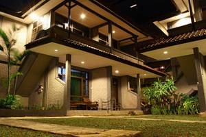 Amazing Kuta Hotel Bali - Front View