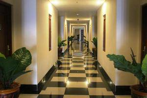 Gran Surya Hotel Bali - Corridor