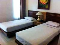 Hotel Riau Bandung Deluxe Room Only Regular Plan