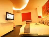 Hotel Pesona Cikarang Bekasi Kamar Deluxe Termasuk Sarapan