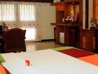 Melasti Hotel Bali Deluxe Room Termasuk Sarapan
