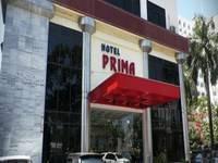 Hotel Prima Makassar Facade
