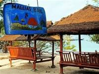 Mallias Bungalows Gili Meno