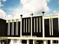 Ramayana Hotel Bali Facade