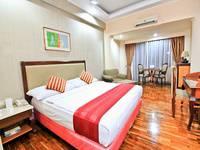 Grand Menteng Hotel Jakarta Deluxe Regular Plan